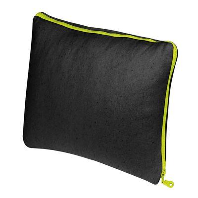 dwell - Zip cushion grey - £39