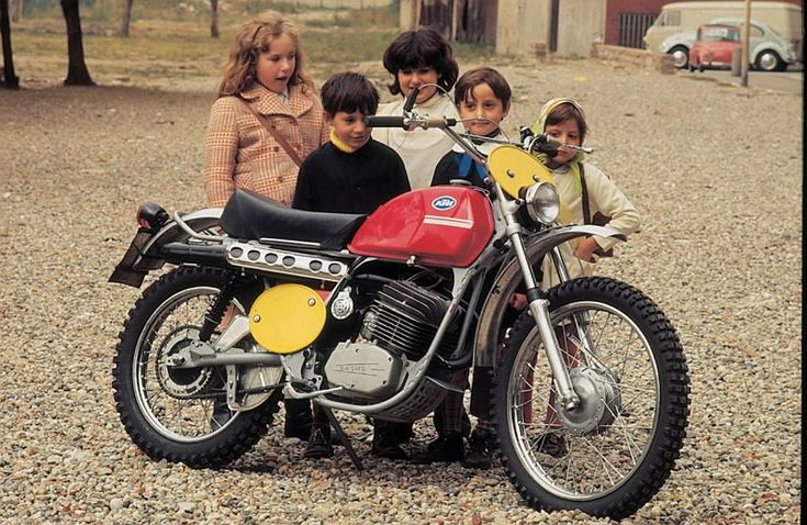 KTM GS 125 1971
