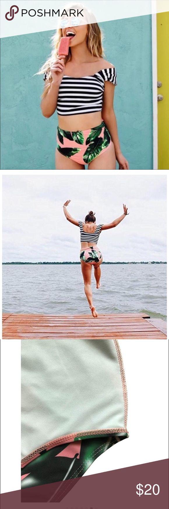 Palm Bikini 👙 BUNDLE ITEM 👙 Super cute and perfect for ...