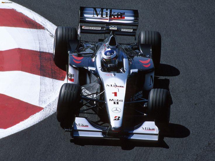 1999 McLaren MP4/14 - Mercedes (Mika Hakkinen)