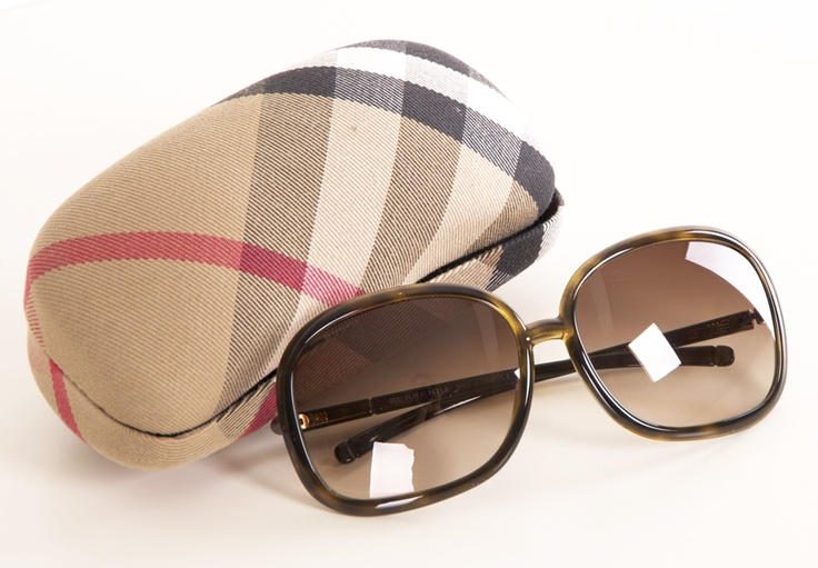 BURBERRY SUNGLASSES @SHOP-HERS