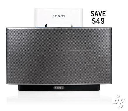 For Sale - SONOS - PERSONALIZED WIRELESS MUSIC SYSTEM - Listing Detail - SoundBroker.com