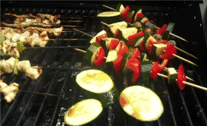 Kerti grillezés – faszenes, elektromos vagy gázos grillsütővel