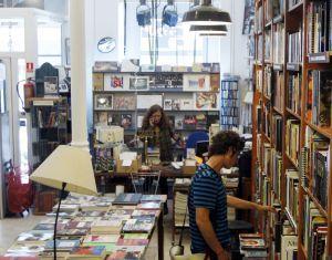 Ocho y medio libreria cafeteria