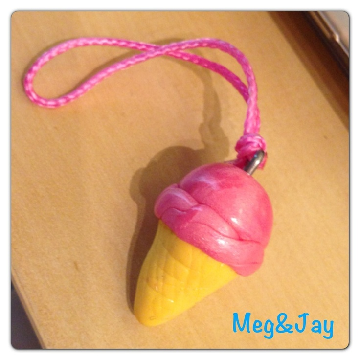 Fimo - Ice cream