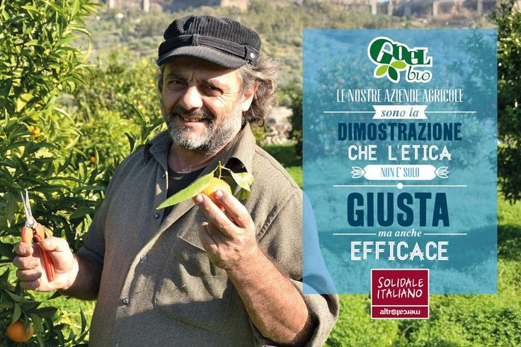 #GoelBio e #SolidaleItaliano