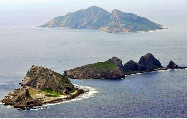 Japón habla de disparos de advertencia en disputa por Islas con China : Tensión