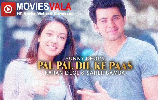 Pal Pal Dil Ke Paas 2017online movies bollywood free hindi movie,Pal Pal Dil Ke Paaswatch bollywood movies online free Download.Pal Pal Dil Ke Paas latest bollywood romantic movie that is directed and written by suny deol.Karan Deol and Saher Bamba is Playing Lead role in this movie.Pal Pal Dil Ke Paas movie is scheduled to …