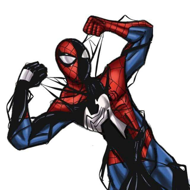 Spi Quot D Quot Ey Back In Black The Transformation Spiderman