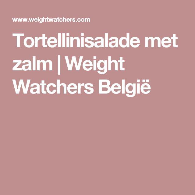 Tortellinisalade met zalm | Weight Watchers België