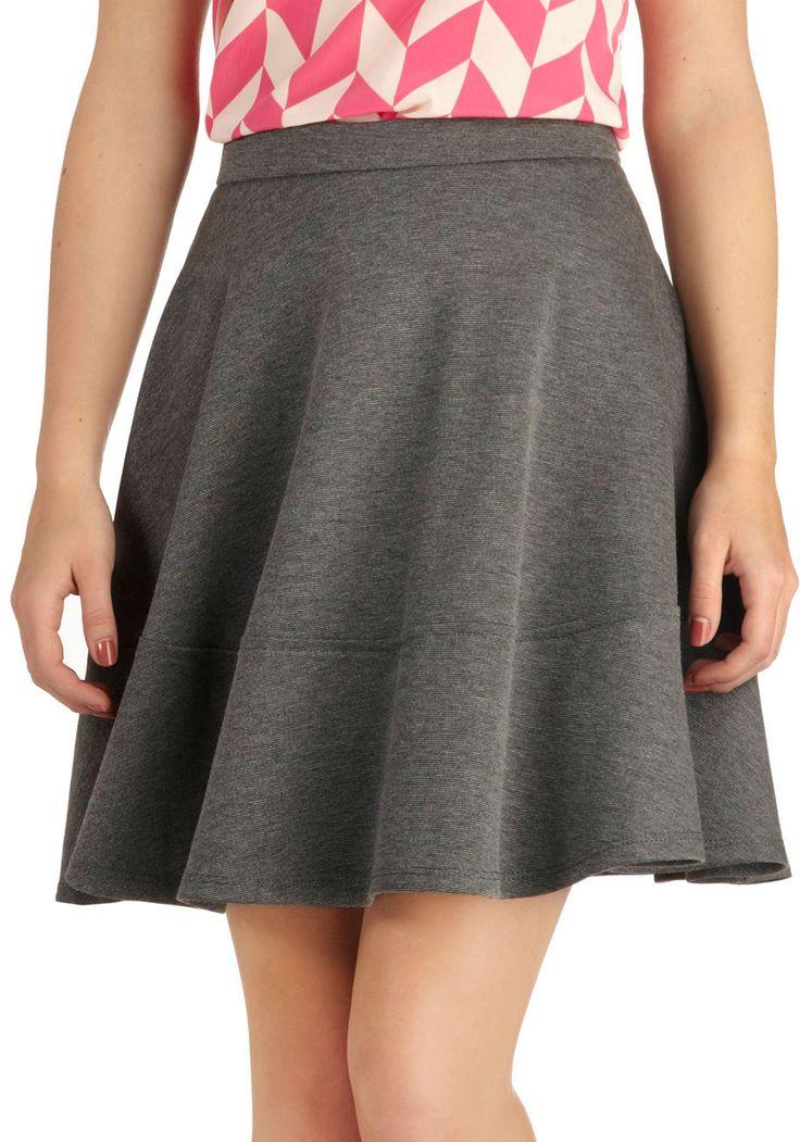 A Fashionable Habit Skirt | Mod Retro Vintage Skirts | ModCloth.com