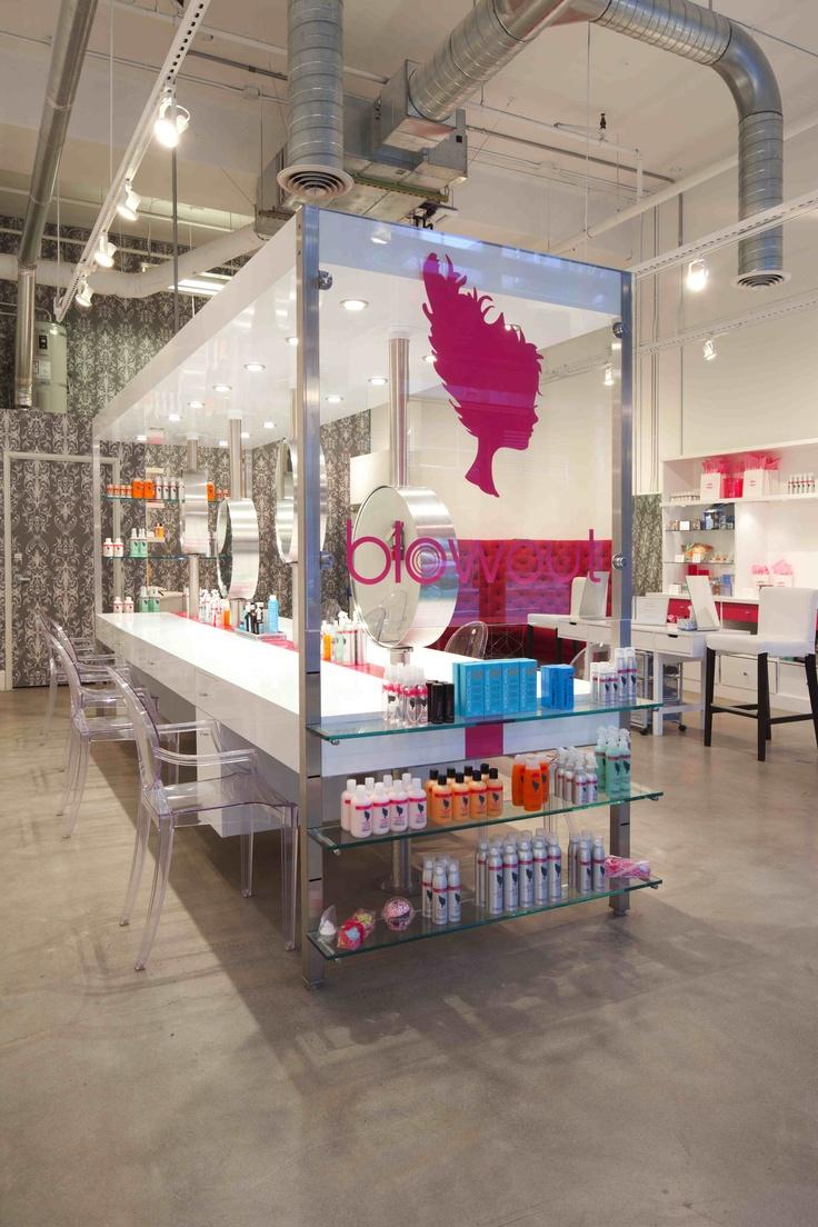 best Salon u Spa images on Pinterest  Hair salons Salon ideas