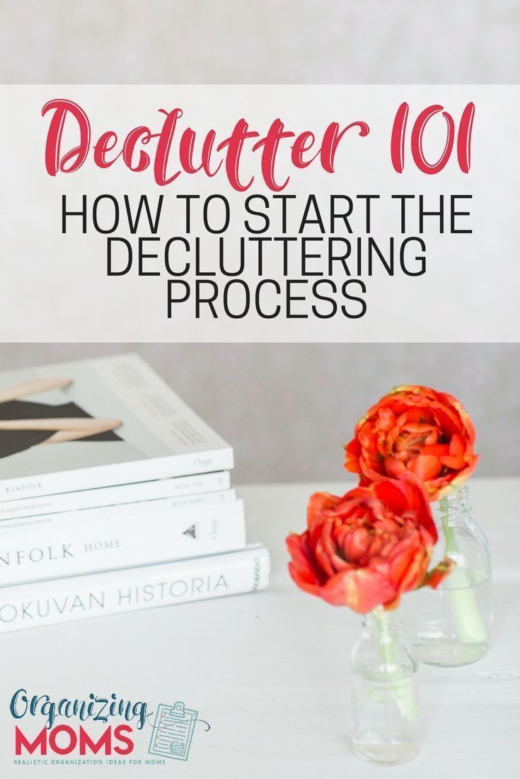 Best 25 organizing your home ideas on pinterest for Best way to get rid of clutter