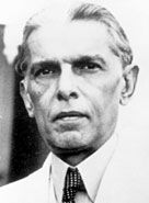 Mohammad Ali Jinnah (1876-1948). Jinnah was an Indian politician who successfully campaigned for an independent Pakistan and became its first leader. He is known there as 'Quaid-I Azam' or 'Great Leader'.