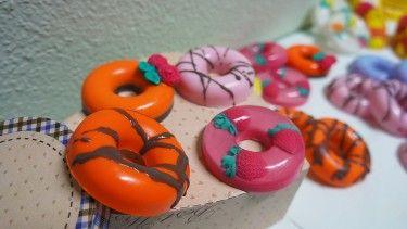 Μπομπονιέρα Σαπουνάκι Donut!