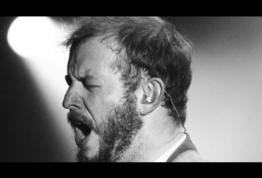 """Bon Iver's Justin Vernon recalls his """"friendly"""" argument with Kanye West 