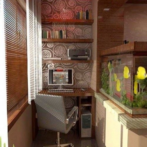Como aprovechar un balcon cerrado ideas deco pinterest for Modelos de jardines interiores