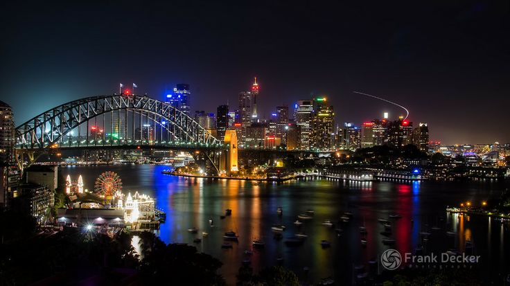 Sydney Harbour View by Frank Decker on 500px