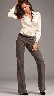 25  best ideas about Women's dress pants on Pinterest | High ...