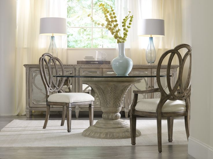 New At The October Hpmkt From Hooker Furniture Solana