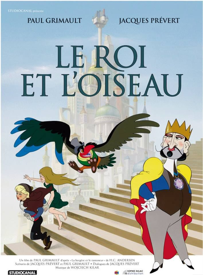 Le Roi Et Loiseau En Version Restauree