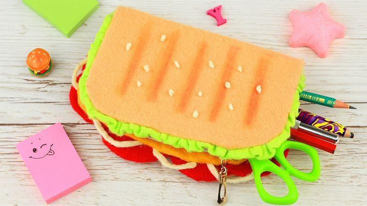 Пенал-сэндвич своими руками