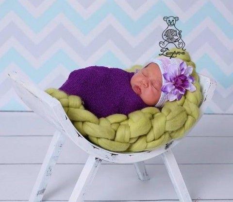 Háčkovaná čepička pro miminko dárek děti čepice čepička pletené miminko oblečení miminka knoflík teplá měkká doplňek pro miminko na focení miminek heboučká newborn