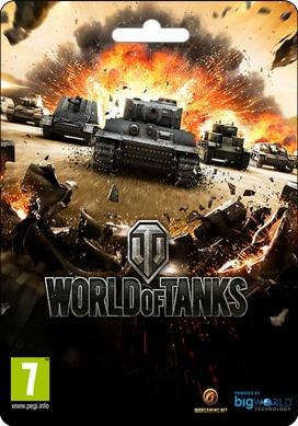 World of Tanks - pcgamesupply