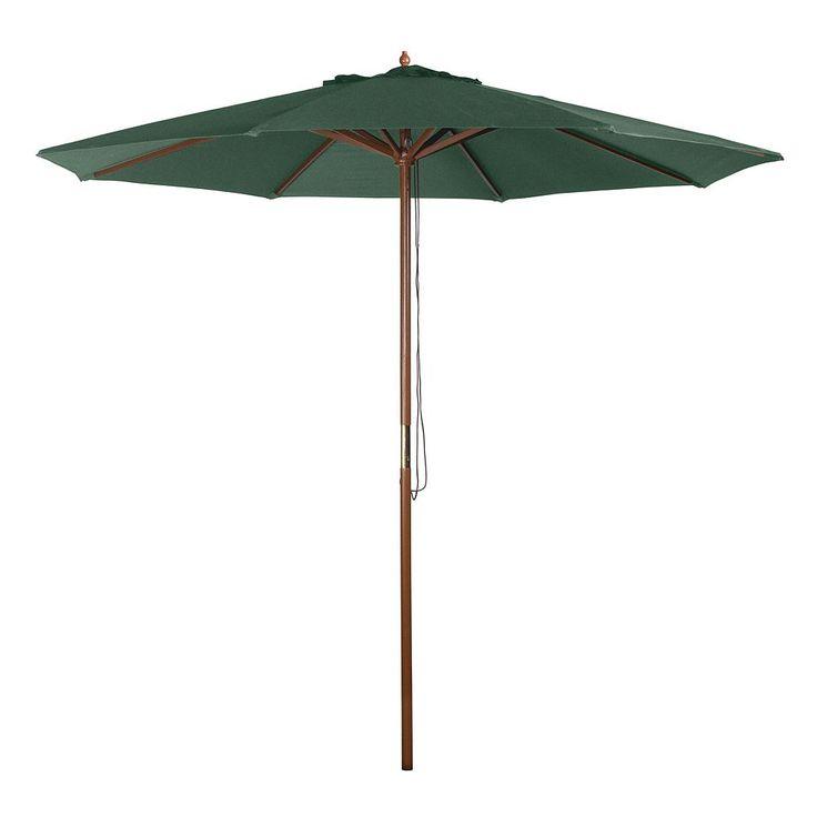 Market Umbrella, Green