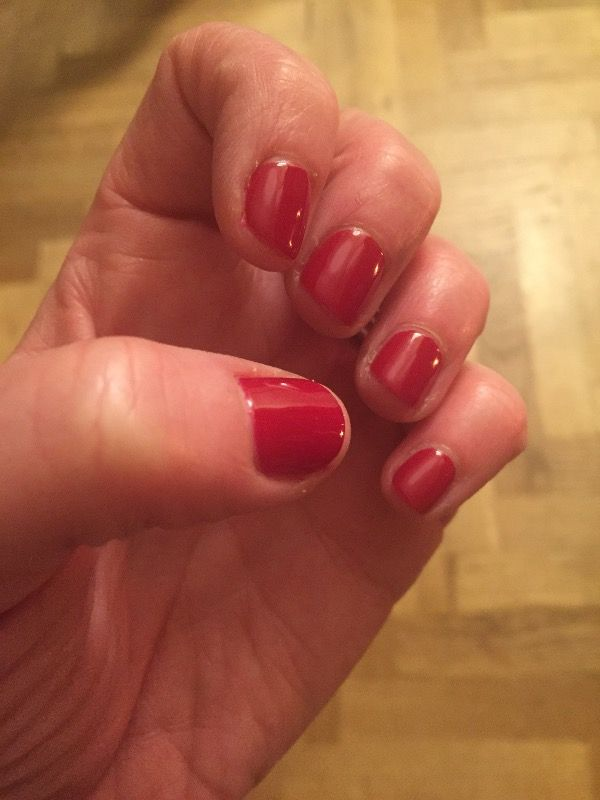 Super manicure from Millie once again and the usual welcoming atmosphere at Amore. Thank you x