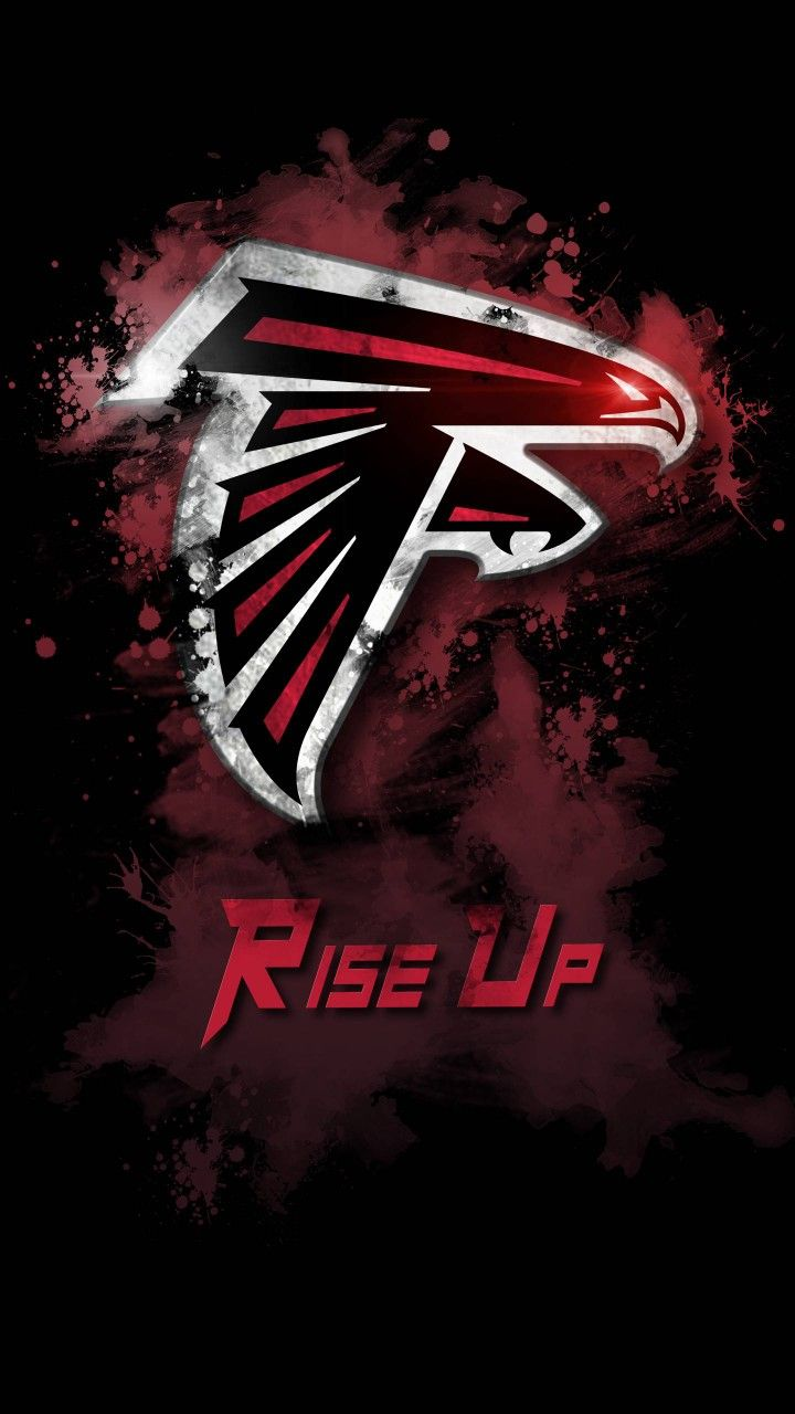 Pin By Chris Morgan On Atlanta Falcons Atlanta Falcons Logo Atlanta Falcons Football Atlanta Falcons Wallpaper