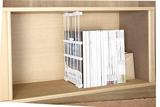 Amazon.co.jp : 平安伸銅工業 隙間収納 突っ張り棚 取付寸法28.5~43cm 奥行き23cm SMR-24 : ホーム&キッチン