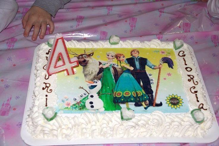 4 festa compleanno Giorgia: tanti bambini e divertimento