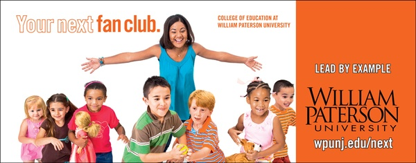 William Paterson University - Enrollment Campaign by John Christenson, via Behance