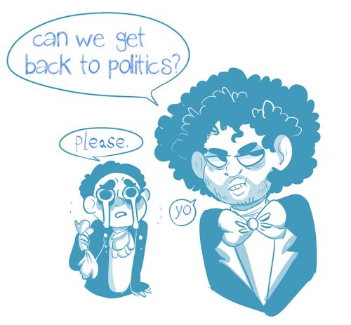I have the honor to be, Sir — lilboxyfoxy:   the election of 1800