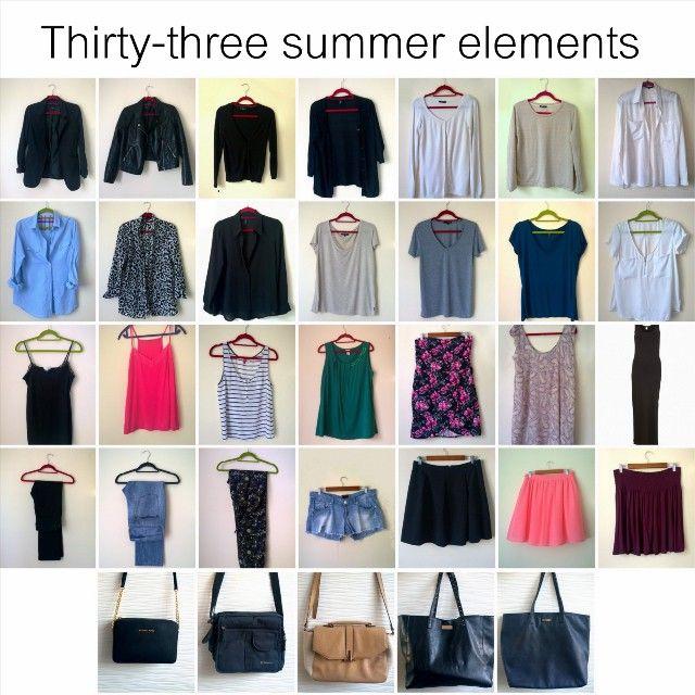 Moje 33elementy lata, sprawdzają się wyśmienicie. Staram się pamiętać o każdym z nich, choc juz teraz mam kilku faworytów 👍 #333 #minimalism #decluter #ootd #slowfashion #polishblogger  #fashionblogger #fashionblog #ootd #outfitoftheday #minimalnat #instadaily  #project333 #wardrobe #minimal #summercapsule #simplify #minimalistwardrobe #instastyle #minimal  #minimalistic  #minimalninja #instaminim  #keepitsimple #minimalplanet # #minimalhunter  #lessismore #simpleandpure #negativespace