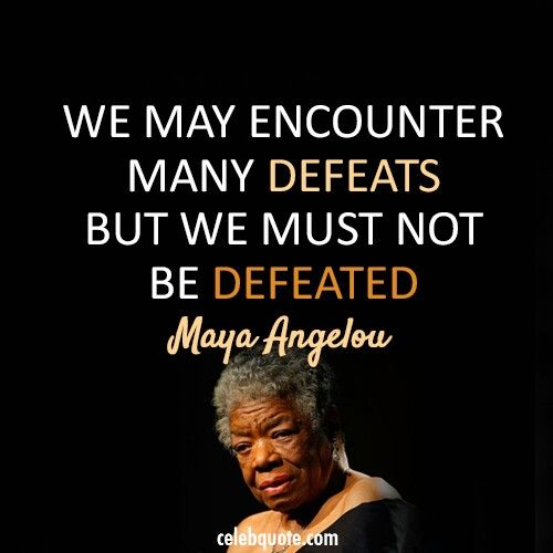 Maya Angelou Quotes: 17 Best Black History Quotes On Pinterest