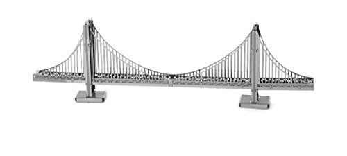 Hobby RC Helicopters - Fascinations Metal Earth San Francisco Golden Gate Bridge 3D Metal Model Kit *** See this great product.