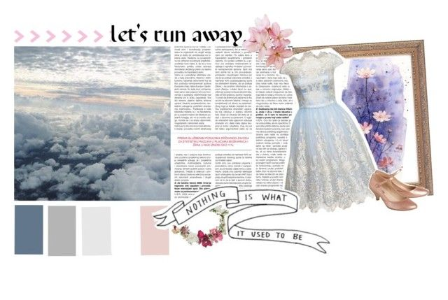 """""""I'll now build a castle on cumulus clouds..."""" by beachan on Polyvore"""