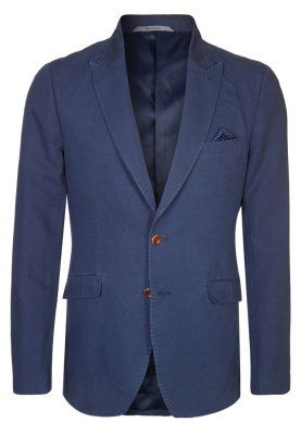Matinique SATLEY - Suit jacket - blue