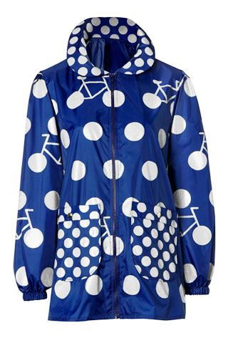 Henry Holland Cycling Jacket. So cute.