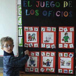 Los duendes y hadas de Ludi: DIY material para trabajar los oficios