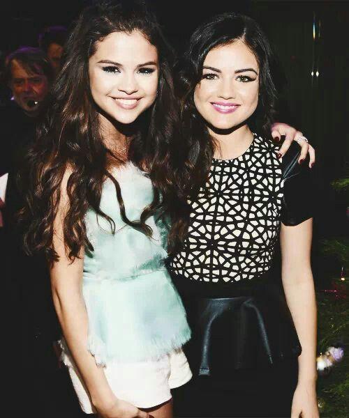 Selena Gomez & Lucy Hale