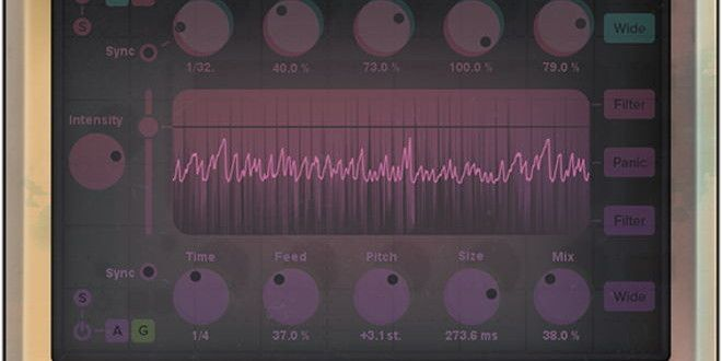 DDLY Dynamic Delay Processor Plugin by iZotope