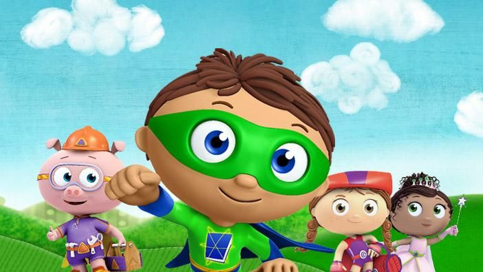 Super WHY – Super WHY Videos & Games | Sprout