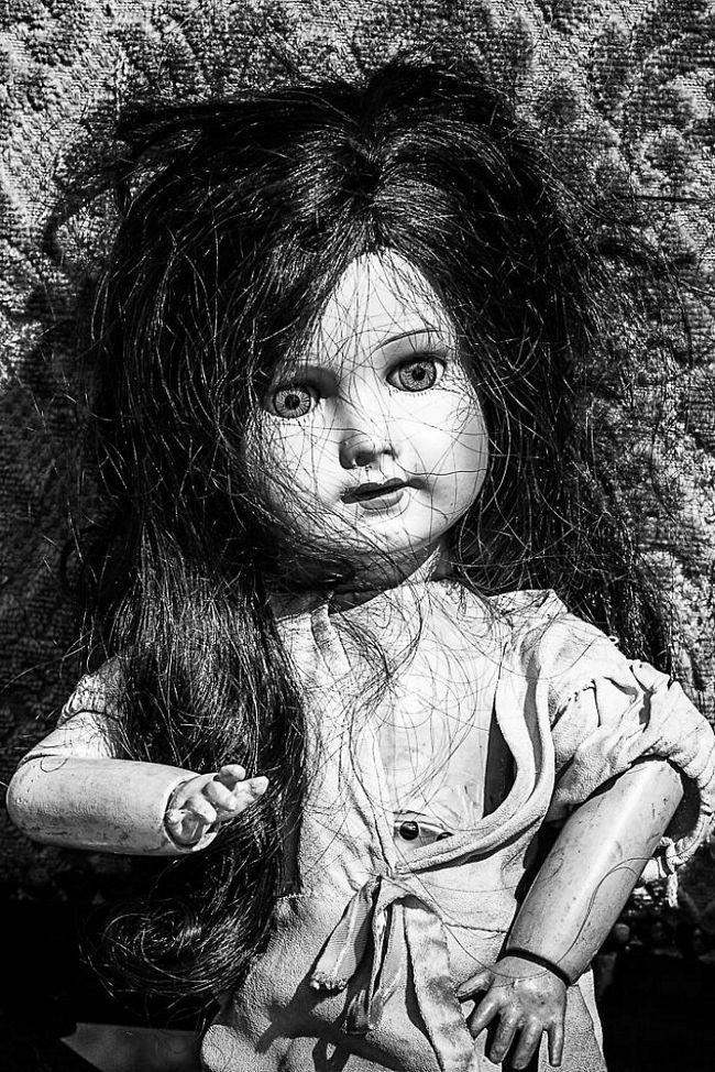 15 Fotos mostrando que bonecas podem ser mais assustadoras do que imaginamos | Tudo Interessante | Curiosidades, Imagens e Vídeos interessantes