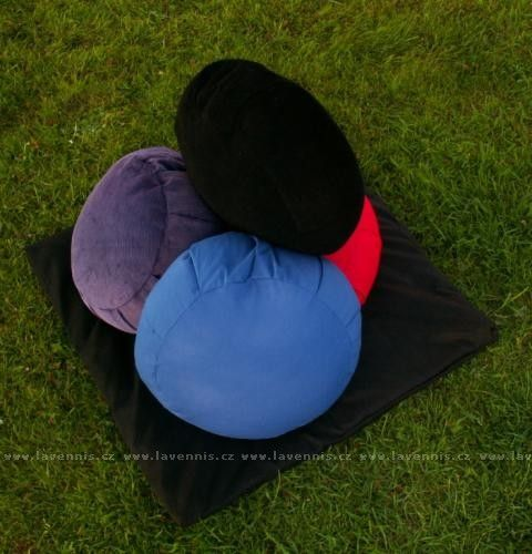 Zabuton - meditační podložka 80x80cm   Lavennis