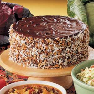 It's National German Chocolate Cake Day! You'll be surprised by the secret ingredient in this recipe.