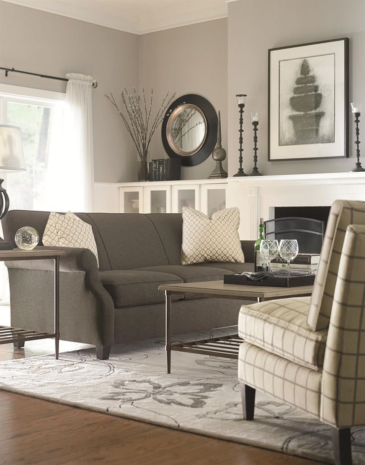 Living room - gray