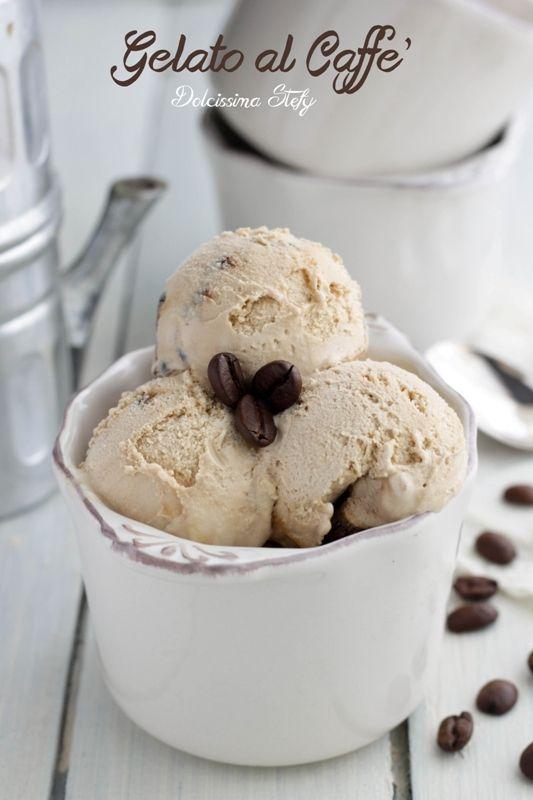 Gelato al Caffè senza gelatiera